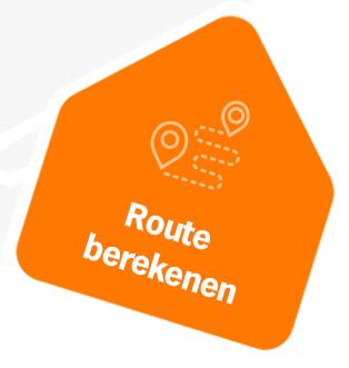Route berekenen naar Albert Heijn Asten